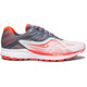 saucony Ride 10 - Chaussures running Femme - rouge/blanc